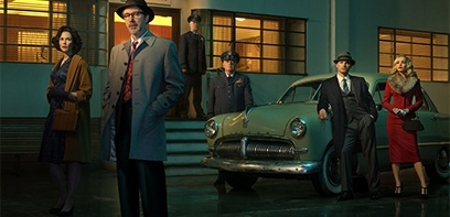 Project Blue Book et Knightfall annulées